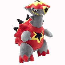 "Turtonator Blast Turtle Pokemon Bakugames Plush Toy Dragon Stuffed Animal 11"""