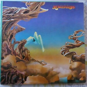 YES LP YESTERDAYS 1974 GERMANY VG++/VG++ OIS