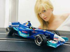 1/32 Auction 7 of 43 Used CARRERA F1 Sauber Petronas C21 Ref 25459 Slot Car