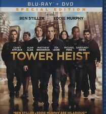 DVD BLU RAY Tower Heist, Comedy, Special Edition, Eddie Murphy, 345242