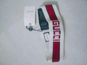 100% new/ stripe headband White Sports  headband   one size fits all  AAAAAAA+