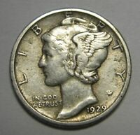 1929 Mercury Head Silver Dime in the VF Range Priced Right Shipped FREE