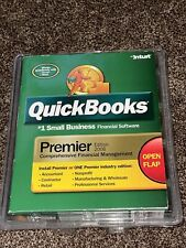 Intuit Quickbooks Premier 2006 (Windows) Small Business Financial Software