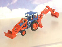 OXFORD CONSTRUCTION 1/76 JCB FORDSON MAJOR LOADER MK1 EXCAVATOR/DIGGER 76ML1001
