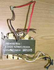 MGE EL7 Power Transformer LEI E154515 Class H (180) R333H 991015