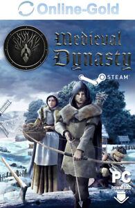Medieval Dynasty - PC Game Key - Steam Digital Code [Early Access] - DE/EU