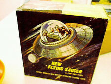 UFO   FLYING SAUCER MADE BY T-Toys ( JR 21 TOYS) Mint in orig.box