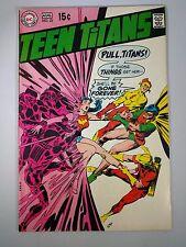 Teen Titans #22 (Jul-Aug 1969, DC)