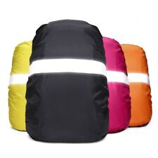 Waterproof Backpack Cover Reflective Strip Hiking Bag Raincover Anti Dust New