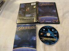 ZARDOZ (1974) DVD W/ INSERT RARE OOP SEAN CONNERY