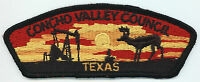 CSP - CONCHO VALLEY COUNCIL - S-1 - NAME CHANGED IN 2012 - FIRST ISSUE CSP