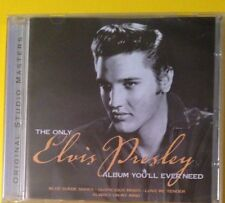 The Only Elvis Presley Album You'll Ever Need CD NEW SEALED Love Me Tender+
