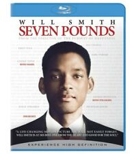 Seven Pounds [New Blu-ray] Ac-3/Dolby Digital, Dolby, Dubbed, Subtitled, Wides