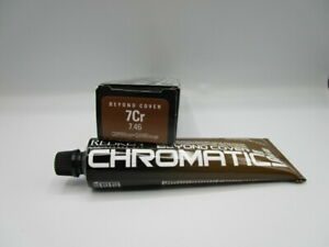 Redken Chromatics Beyond Cover Hair Color 7Cr (7.46) Copper Red ODS2+ 2 Oz