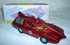 Capatain Scarlet dinky SPC 103 Fully restored with Repo Display Box