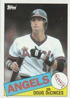 FREE SHIPPING-MINT-1985 (ANGELS) Topps #111 Doug DeCinces