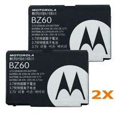 OEM MOTOROLA BZ60 BATTERY FOR RAZR V3,V3A,V3C,V3I,V3M,V3T,V3XX,V6 MAXX PEBEL 2X