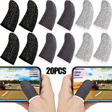 Gaming Finger Sleeve Mobile Screen Game Controller Sweatproof Gloves PUBG COD