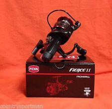 PENN Fierce II 4000LL Spinning Reel 6.2:1 Gear Ratio #1364048 (FRCII4000LL)
