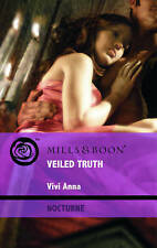 Good, Veiled Truth (Mills & Boon Intrigue), Anna, Vivi, Book