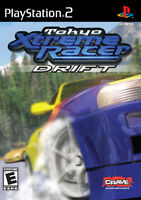 Tokyo Xtreme Racer Drift PS2 Playstation 2 Game Complete