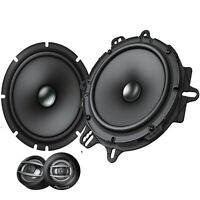 """NEW Pioneer TS-A1600C - 16.5cm 6.5""""inch 2 Way Car Component Speakers 350W 80rms"""