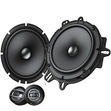 "NEW Pioneer TS-A1600C - 16.5cm 6.5""inch 2 Way Car Component Speakers 350W 80rms"