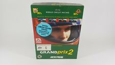 GRAND PRIX 2 | PC CD-ROM | BIG BOX | RETRO | POSTER INC | COMPLETE