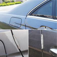 4 x Accessoires de Voiture Porte Edge Guard Strip Scratch Protector