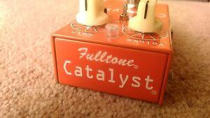 Fulltone Catalyst Pedal