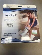 Seal Tight ORIGINAL Cast & Bandage Watertight Protector Adult Short Leg 20103