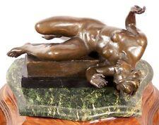 """Abstrakte Bronze Skulptur """"Der Fluss"""" von A. Maillol"""