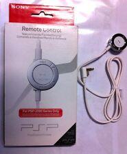 REMOTE CONTROL COMANDO A DISTANZA PSP 2000 (SLIM e LITE) 0,85 mt ORIGINALE SONY
