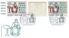 Vatican 1981 Mi FDC 783-84a Publius Vergilius