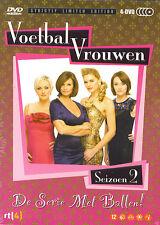 Voetbal Vrouwen : Seizoen 2 (4 DVD)