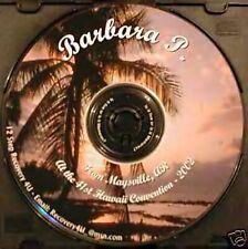 Alanon speaker CD Al-Anon talk Charlie P's wife Barbara
