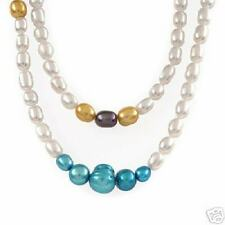 genuine pearl necklace 70 in