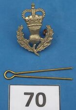 Unknown Military/Police Collar Badge (70)