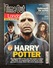 TIME OUT Magazine: 14th - 20th July 2011, Harry Potter, Andy Kershaw, Old Vic