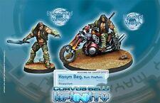 Infinity BNIB Haqqislam Kasym Beg, Kum Chieftain (Chain Rifle)