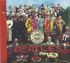 THE BEATLES/SGT. PEPPER'S solitaire hearts club band * NEW CD * NOUVEAU *