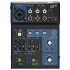 TOPP PRO MXI3 Mixer 3 canali con funzione USB