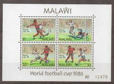 Football Mint Never Hinged/MNH Sheet Stamps