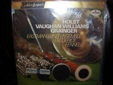 FENNELL / HOLST / WILLIAMS / GRAINGER  suite / folk song  / hill ( classical )