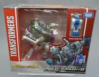 Transformers Legends LG44 Sharkticon and Sweeps Takara Tomy Japan NEW ***