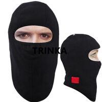 Mens Full Face Mask Fleece Neoprene Balaclava Ski Mask Motorbike Sport Outdoor