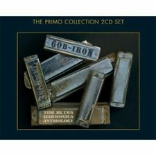 Gob Iron: The Blues Harmonica Anthology [CD]