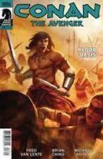 Conan Avenger #16 VF/NM