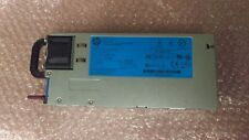 HP 460 W CS Hot Plug PSU Alimentatore 660184-001 656362-B21 DL380 DL360 Gen8 G8