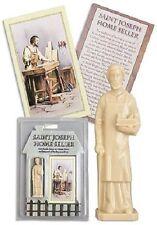 St Joseph Statue Home Seller Selling Kit Saint House Figurine Gift Set pack